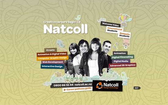 Du học New Zealand ngành thiết kế tại Natcoll