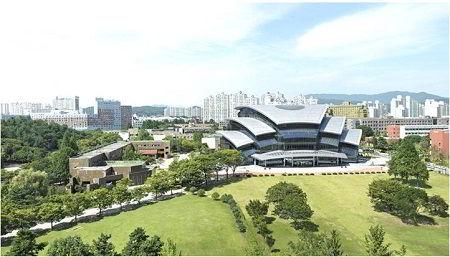Khuôn viên trường Sungkyunkwan