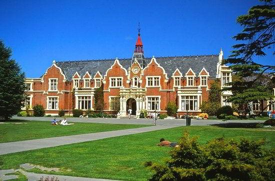 đại học Lincoln New Zealand