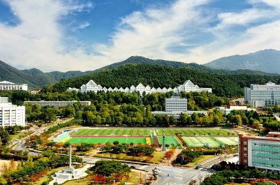 Điều kiện học tập tại đại học Chosun Gwangju