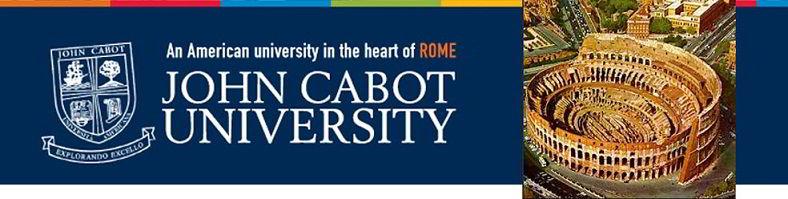 Học bổng trường đại học John Cabot – Italia