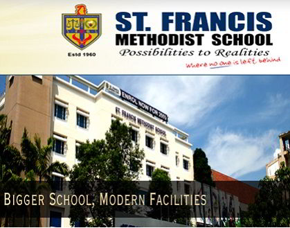 Trường St. Francis Methodist