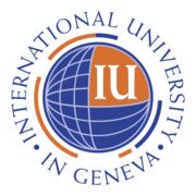 Trường Đại Học Quốc Tế Geneva (IUG)