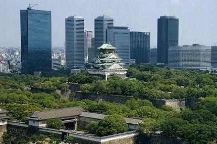 Thành phố Osaka Nhật Bản