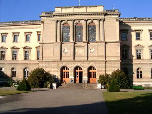 Đại Học Tổng Hợp Geneva