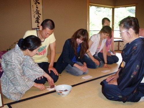 Trải nghiệm văn hóa của Nhật ngữ ATI Tokyo