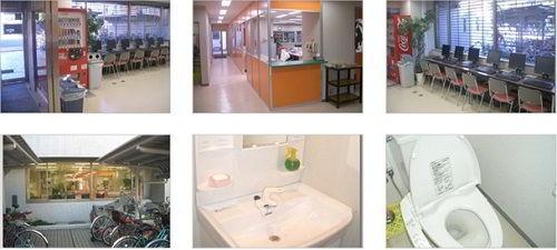 Trang thiết bị tại Trường Nhật ngữ ATI Tokyo