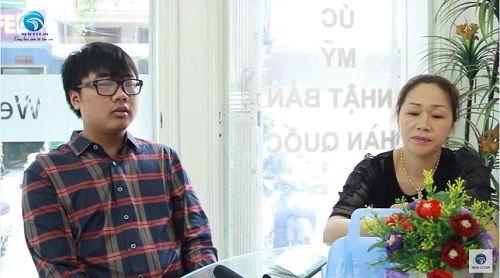 Nguyễn Tây Mạnh nhận được visa du học Nhật Bản