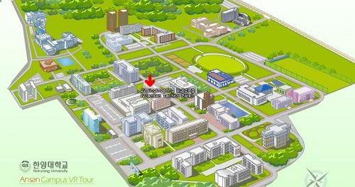 Cơ sở Ansan của Đại học Hanyang