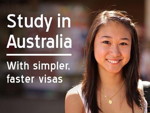 Mở rộng visa du học Úc cho bậc cao đẳng
