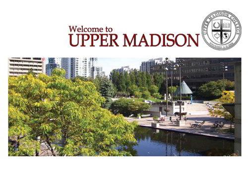 Kết quả hình ảnh cho UPPER MADISON COLLEGE