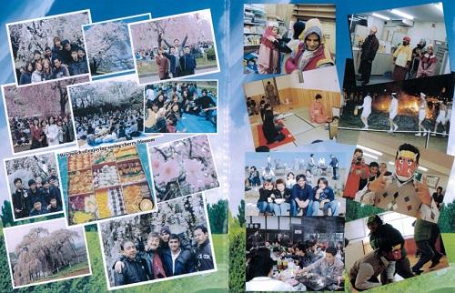 Hoạt động ngoại khóa của sinh viên trường Nhật ngữ Sendai