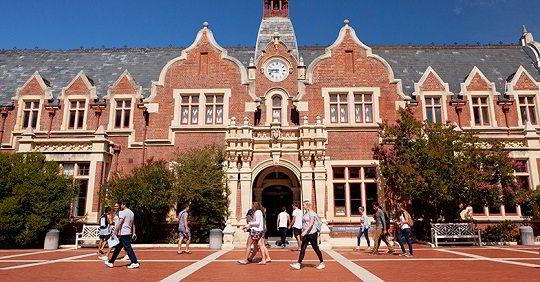 Đại học Lincoln, New Zealand
