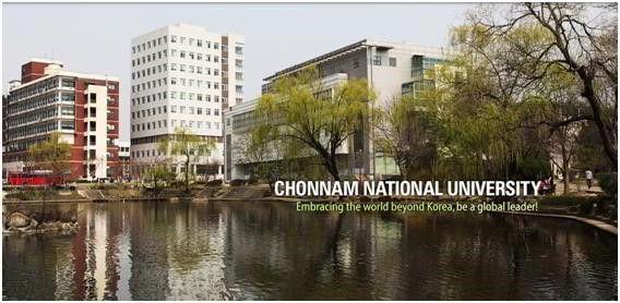 Học bổng khóa cử nhân Đại học quốc gia Chonnam Hàn Quốc