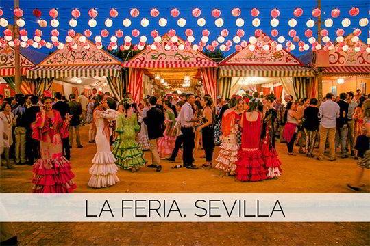 Lễ hội Feria trong văn hóa Tây Ban Nha
