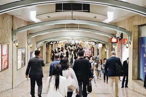 Nguyên tắc giữ trật tự nơi công cộng của người Nhật Bản