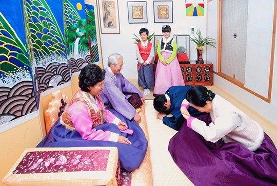 Văn hóa giao tiếp ứng xử của người Hàn Quốc