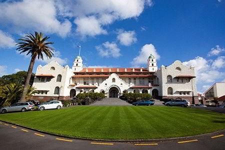 Trường trung học Auckland Grammar New Zealand