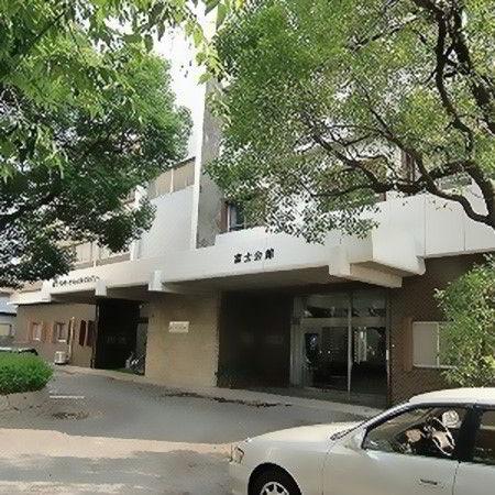 Khung cảnh một góc Học viện Quốc tế Fuji