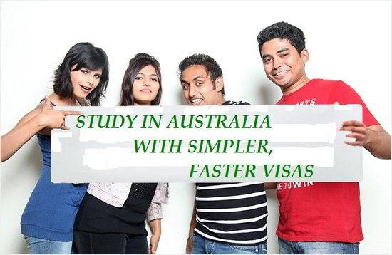 Úc, cơ cấu đơn giản hóa quy trình xét visa sinh viên SSVF.
