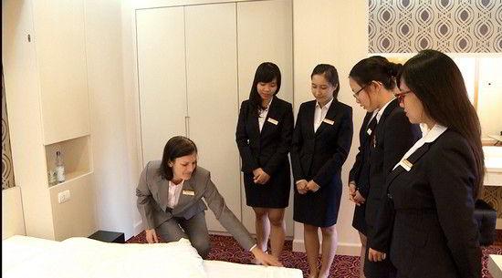 Quản trị và khách sạn – ngành học xu hướng khi du học Hàn Quốc 2016