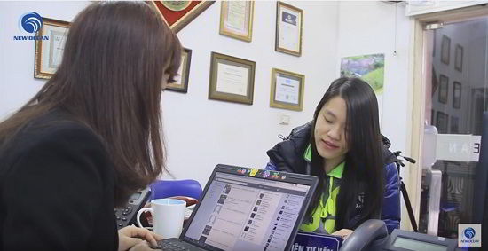 Visa du học Hàn Quốc của Trần Anh Thư và giấc mơ du học Thạc Sĩ