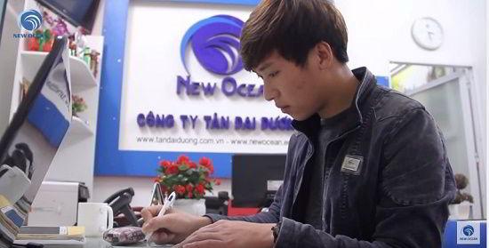 bạn Hồ Đình Long nhận Visa du học Nhật Bản kỳ tháng 4