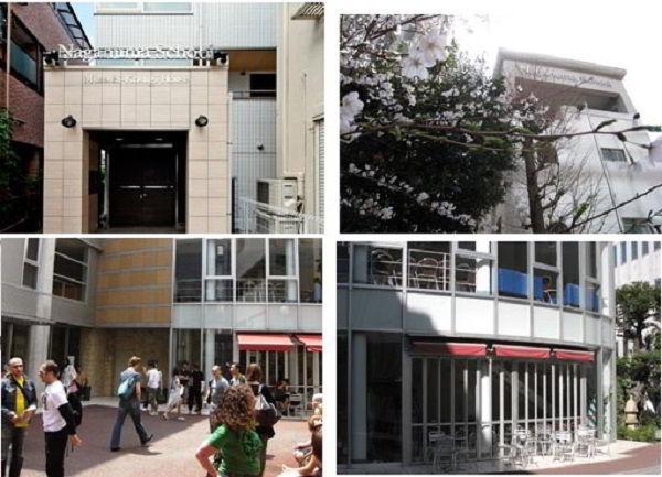 Campus Trường Nhật ngữ Naganuma Tokyo