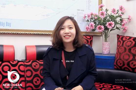 Bùi Bảo Linh visa du học hà Lan tại đại học Hanze