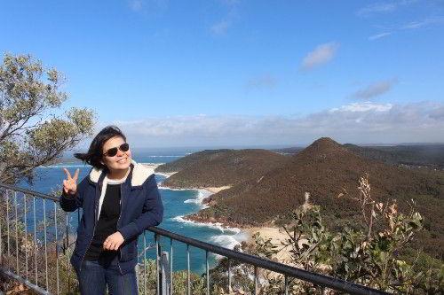 Nguyễn Thị Tuyết Vân - tân sinh viên theo chương trình thạc sĩ Kế toán chuyên sâu tại Đại học Công nghệ Sydney (UTS) - Úc