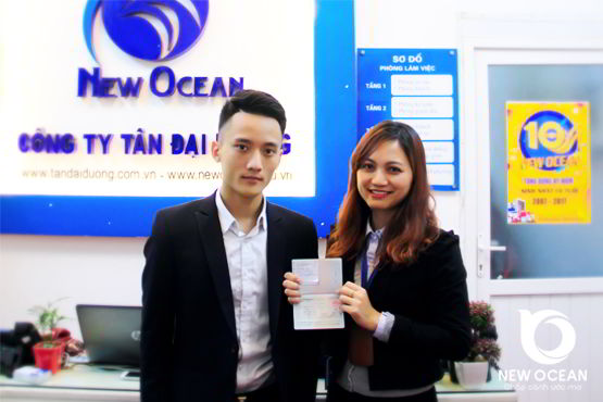 Visa du học Trung Quốc, Hoàng Mạnh Cường - Càng hoài bão lớn càng thành đạt to