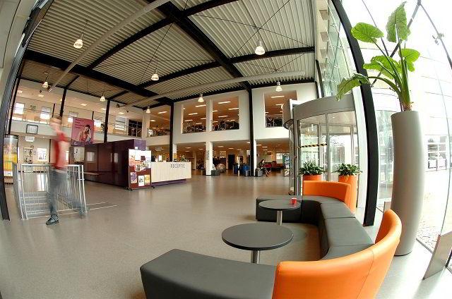 Cơ sở vật chất trường Fontys tại Venlo