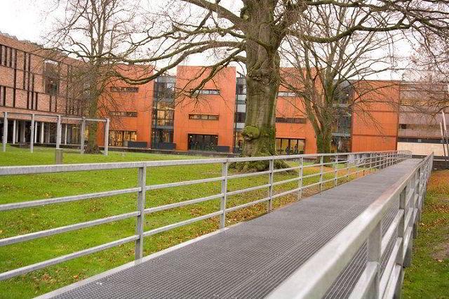 Cơ sở của trường Đại học Fontys tại Tilburg