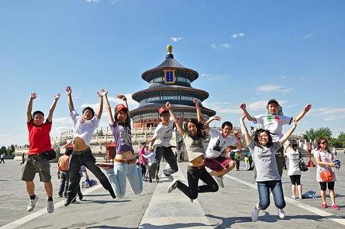 Bạn bè khi du học Trung Quốc