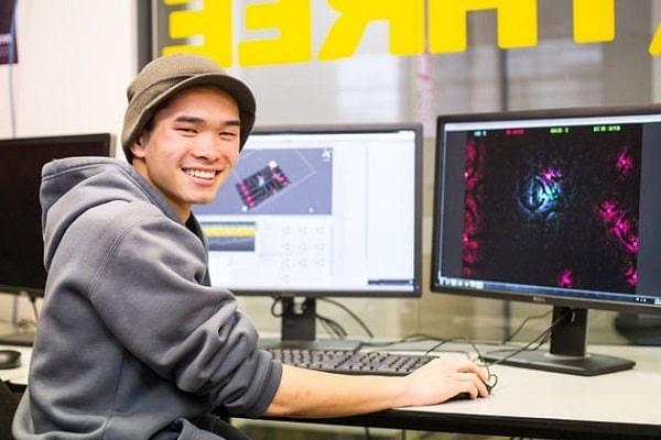 Sinh viên Trường Thiết kế Yoobee