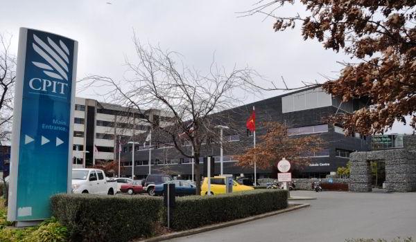Viện công nghệ kỹ thuật Christchurch (CPIT) New Zealand
