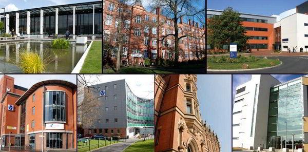 Trường cao đẳng Manchester – Vương Quốc Anh