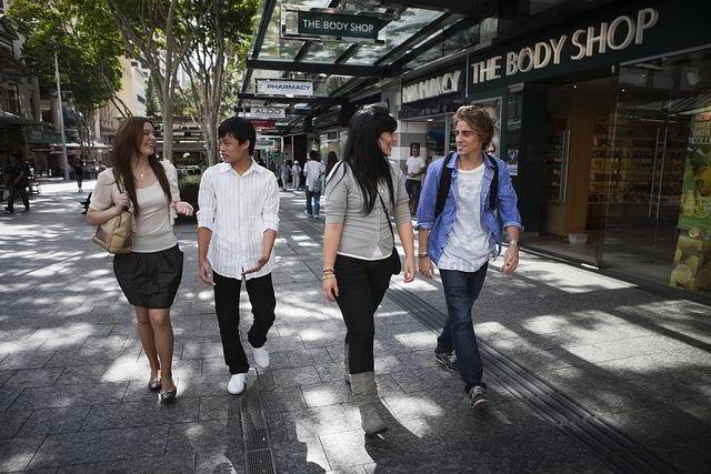 Học viện thương mại và kỹ thuật Queensland (QIBT) Úc
