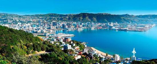 Thủ đô Wellington