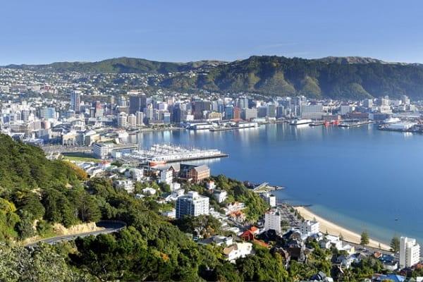 Wellington - Thủ đô chính trị, văn hóa New Zealand