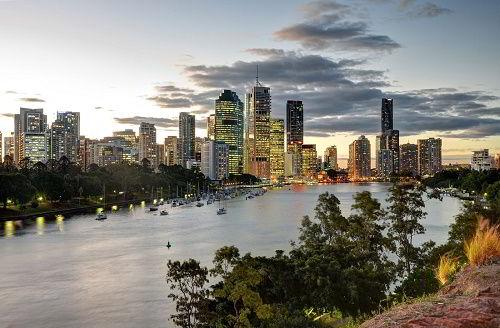 Thủ phủ Brisbane
