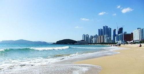 Bãi biển Busan