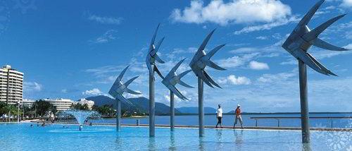Thành phố du lịch Cairns: