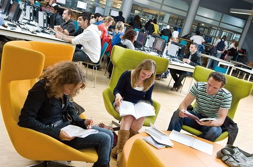 Sinh viên du học tại Hà Lan