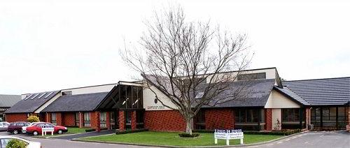Cơ sở của trường nam sinh phía Bắc Palmerston