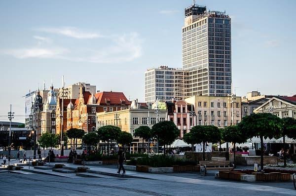 Thành phố Katowice