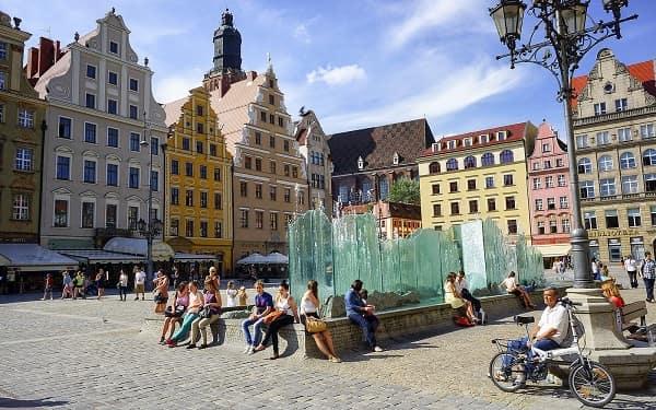 Thành phố Wroclaw