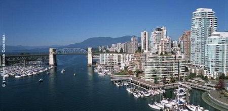 Tỉnh British Columbia - Canada