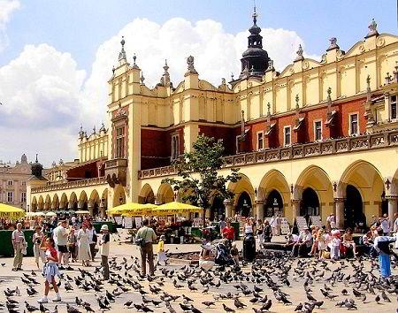 Thành phố Krakow Ba Lan