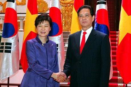 Các thương hiệu Hàn Quốc nổi tiếng tại Việt Nam